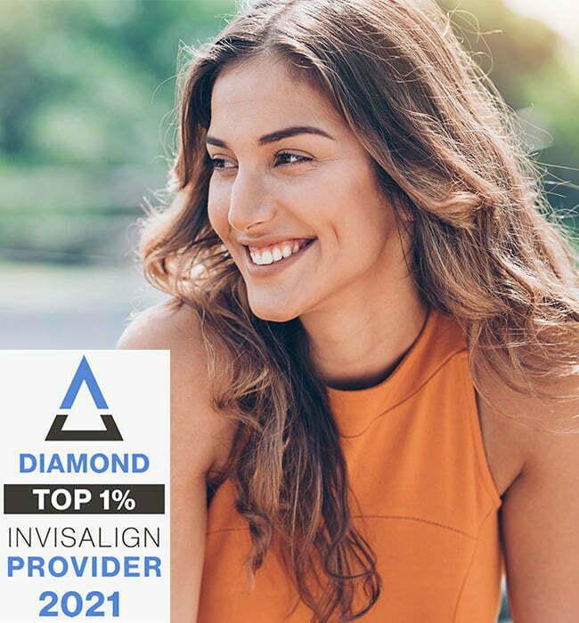 , Invisalign<sup>&reg;</sup> Diamond Provider